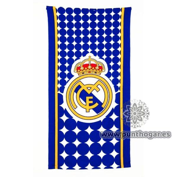 Toalla Real Madrid microfibra RM171155