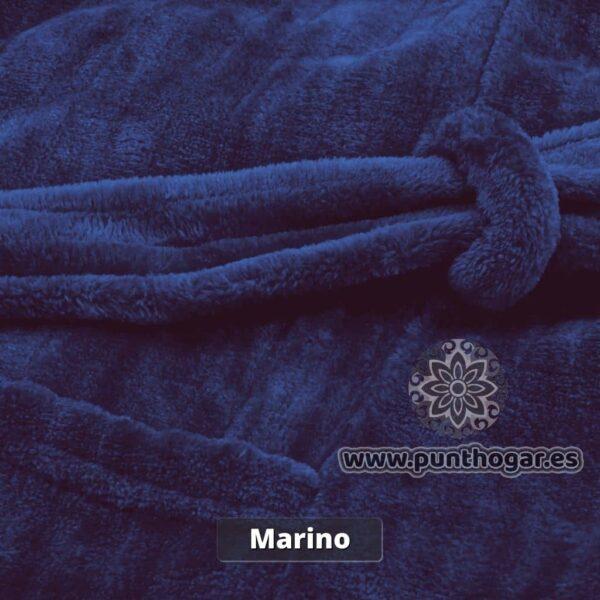 Bata polar hombre de coralina 2443 de LIN