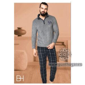 Pijama coralina hombre FLAVIO Ref 41822