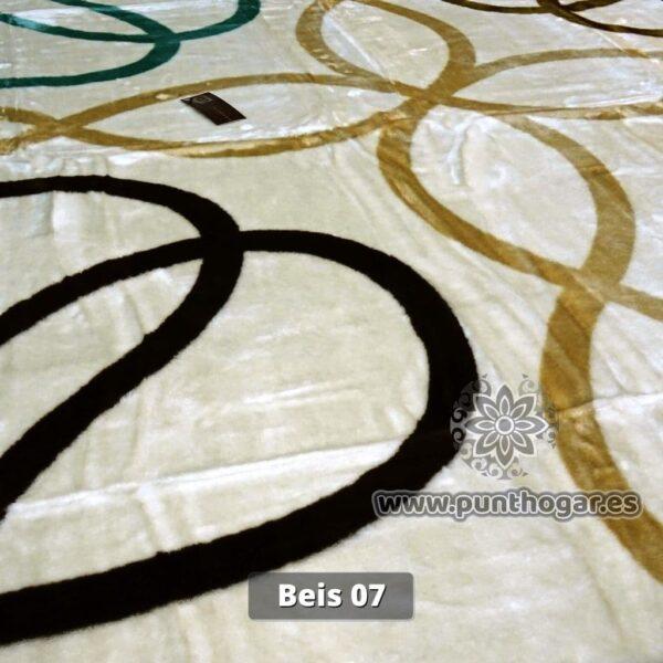 Manta cama VIP 576 de Manterol