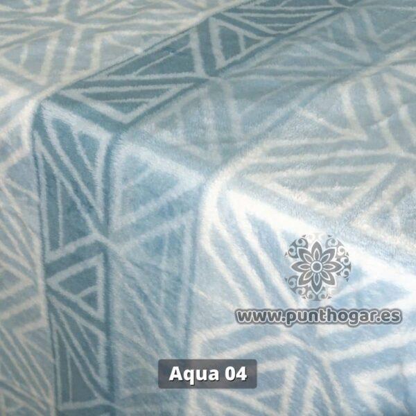 Sábanas de coralina YUCATAN marca TROVADOR